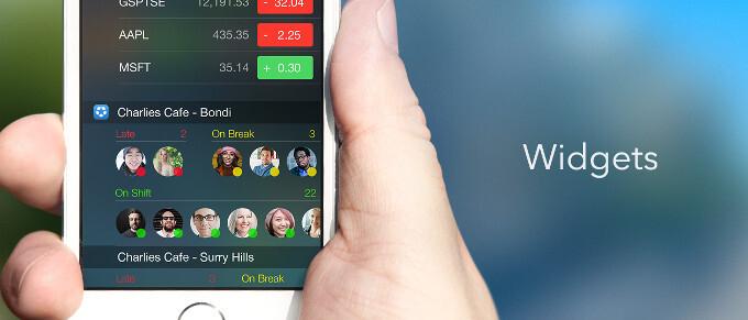 Best new iOS widgets (June 2015)
