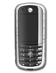 Motorola announced new 3G phones