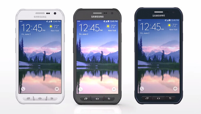 Samsung Galaxy S6 active is announced, rugged high-end Android phone available only at AT&T