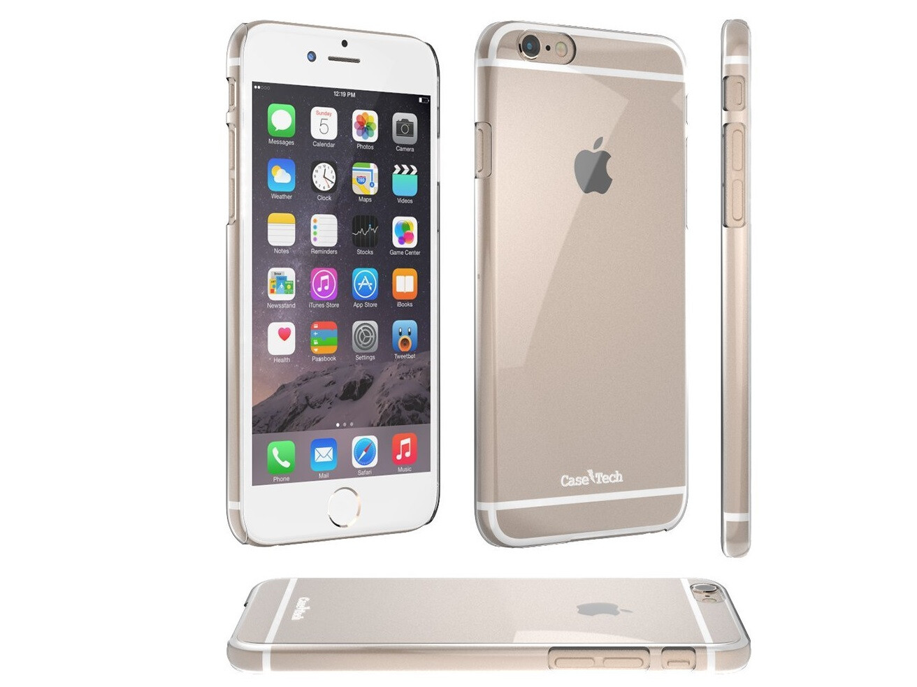 Iphone  Clear Back