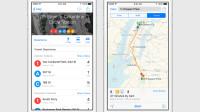 Apple Maps in iOS 9