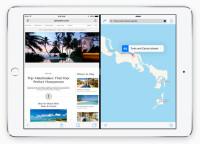 Multitasking on iOS 9 - Split View