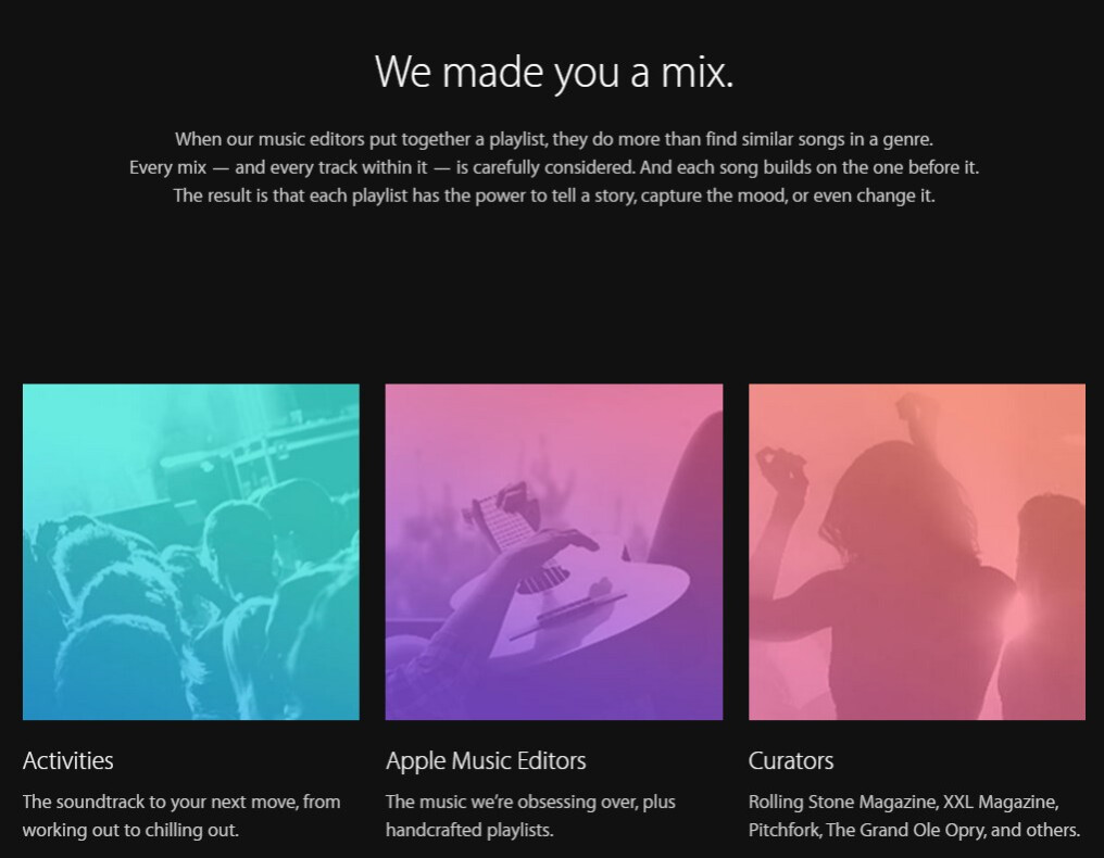 Apple Music streaming service is official, adds Beats 1 curated