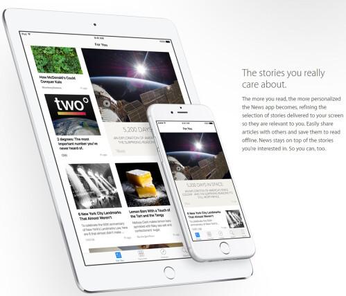 News app