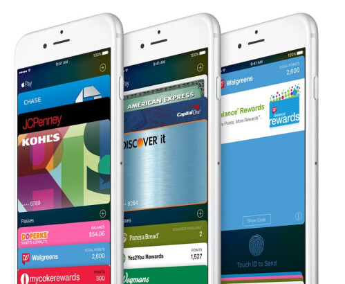 Apple Pay and Wallet