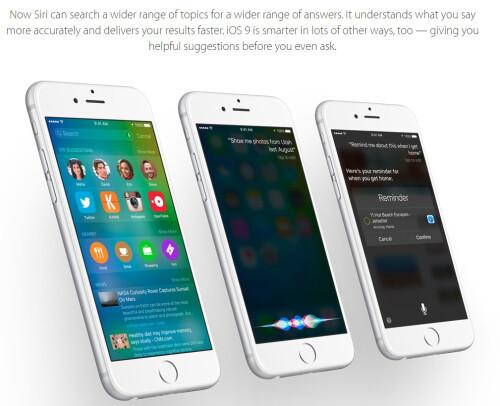 Greatly reduced iOS update storage footprint