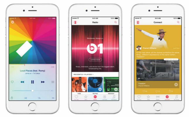 Will Apple be able to do what its rivals haven't been able to? - No free Apple Music for Android users; Apple aims to sign up more paid subscribers than its rivals