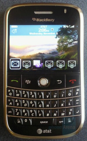 Hands-on with the BlackBerry Bold