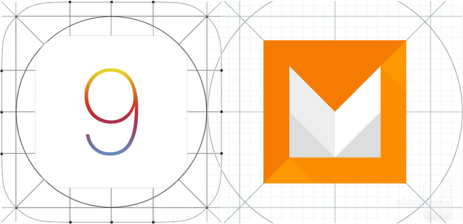 Android M vs iOS 9: a first look after the I/O and WWDC keynote fairy dust has settled