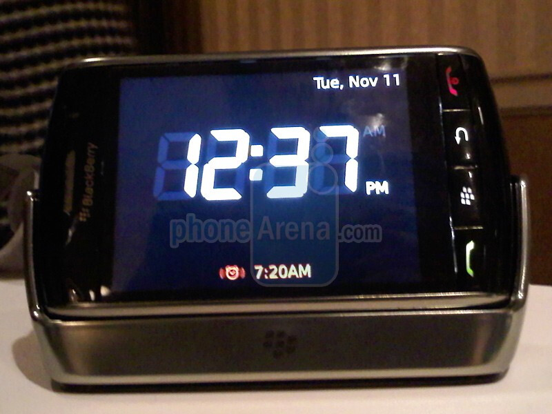 BlackBerry Storm - Verizon Tech Tour - Fall and winter lineup