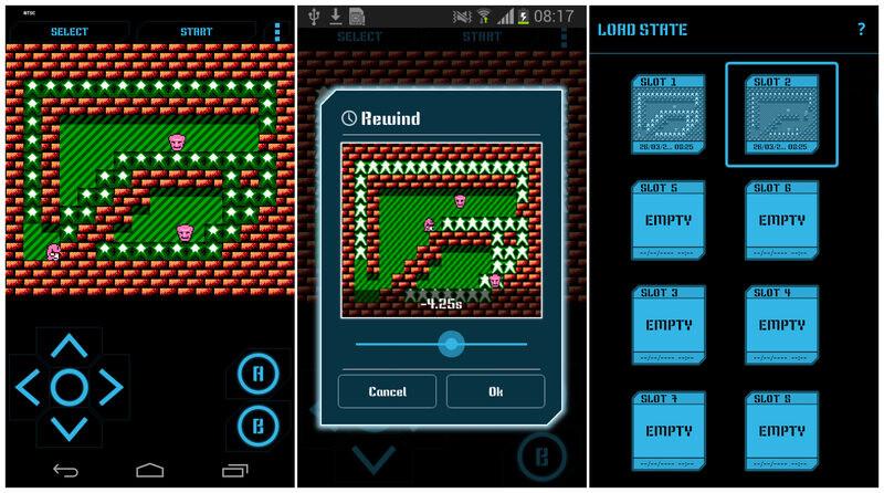 для игры на сега эмулятор на андроиде вылетает