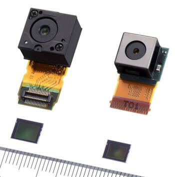 Sony announces a 12-megapixel camera module