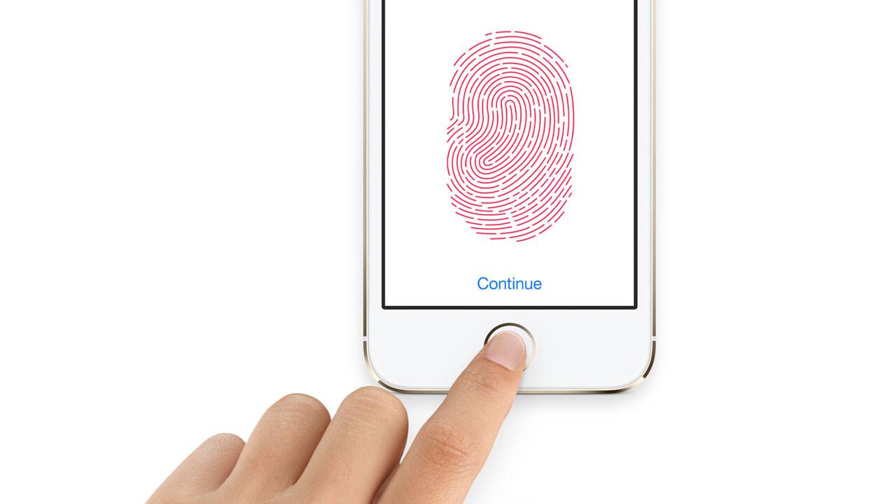 Supporto nativo sensore di impronte digitali