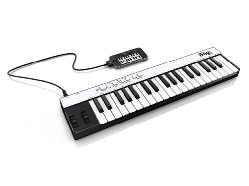MIDI support