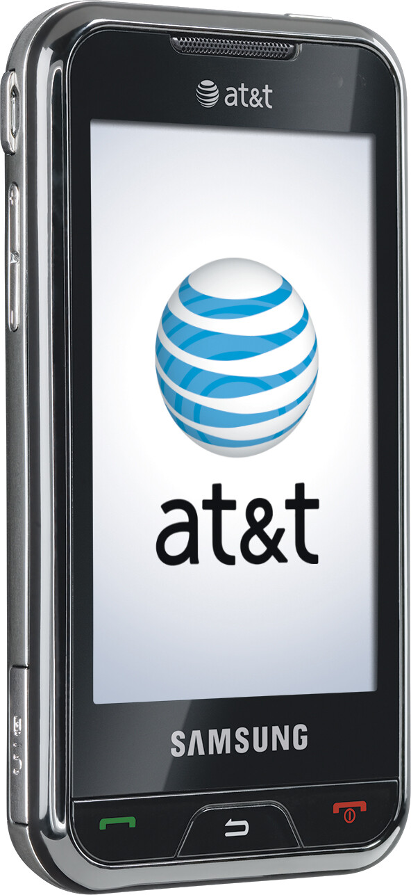 AT&T launches Samsung Eternity