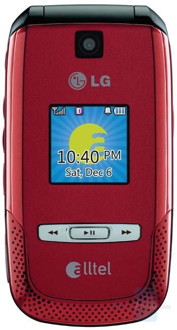 LG Swift - Alltel introduced Samsung Hue II and LG Swift