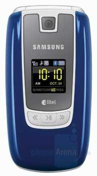 Samsung Hue II - Alltel introduced Samsung Hue II and LG Swift