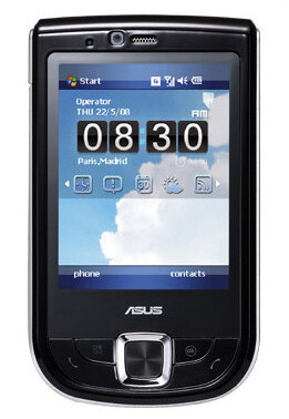 Asus P565 surfaces with fast 800 MHz processor