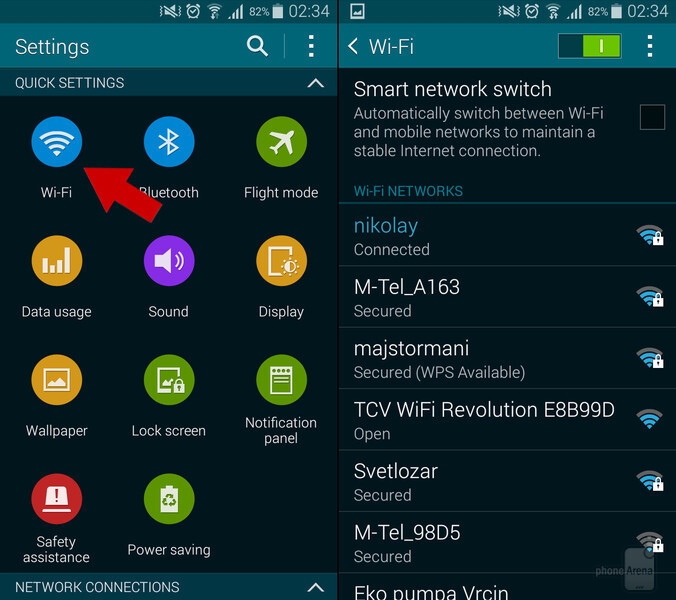 How to set up a proxy server connection in Android - PhoneArena