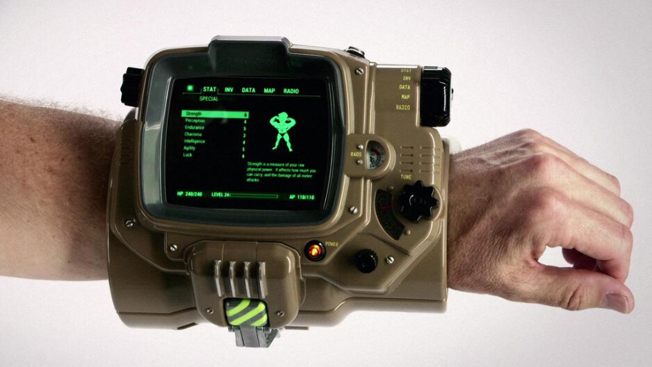 Fallout 4 vault manager game lands on iOS, a Pip-Boy wearable for your phone to follow