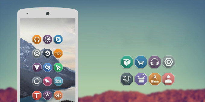 Best new icon packs for Android (June 2015) #2