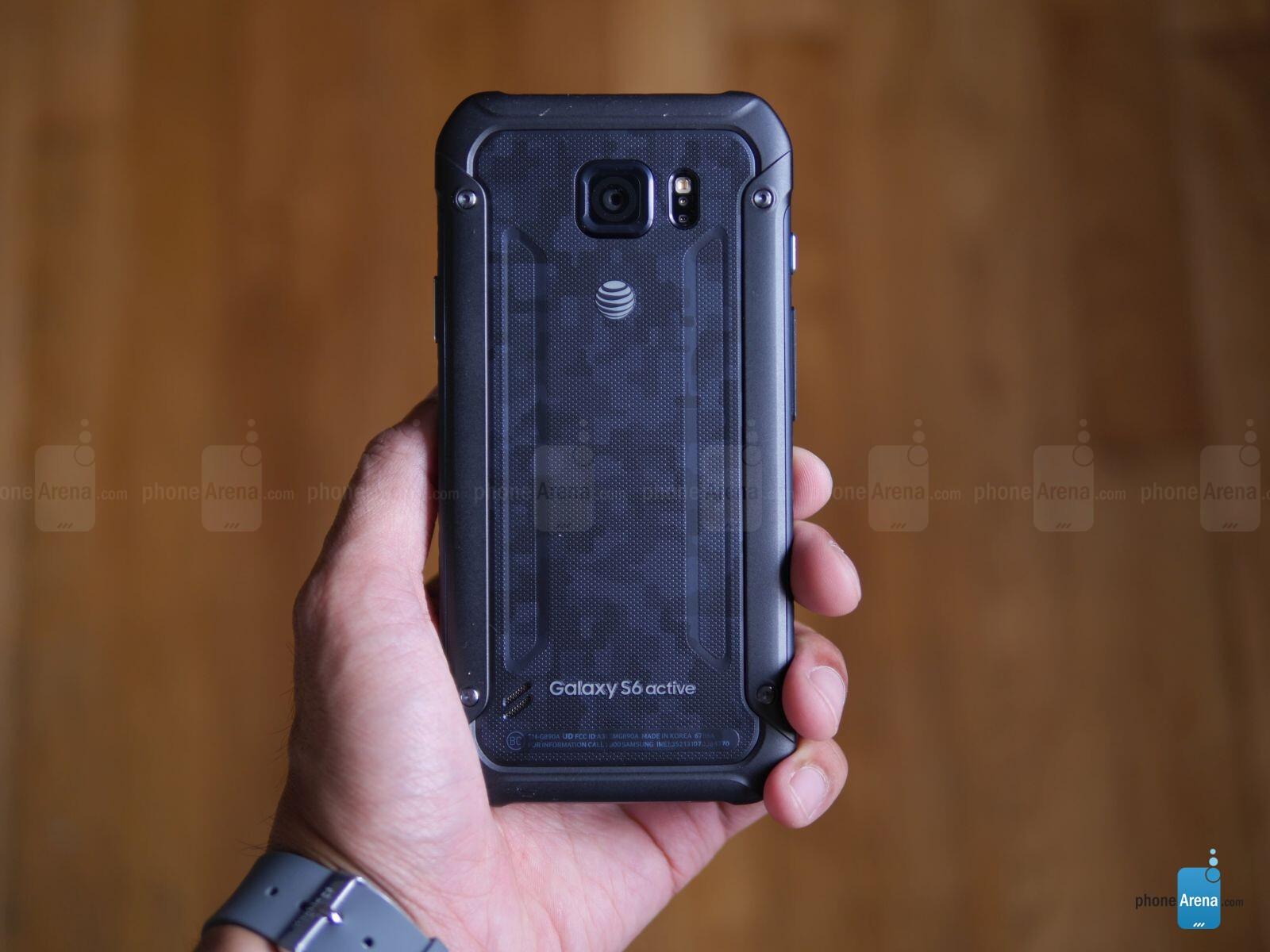 Samsung, galaxy S6 Active : uitgebreide review, specs en prijs Galaxy S6 Active, 32 GB, Grey (AT T Cell