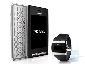 More info on the LG PRADA II