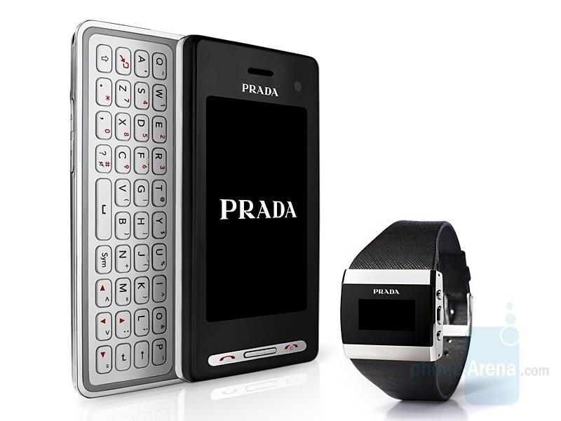 More info on the LG PRADA II
