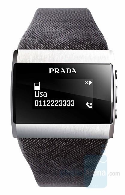 PRADA Link - More info on the LG PRADA II