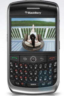 Could the BlackBerry Javelin hit T-Mobile before the end of 2008?