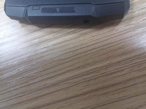 Oukitel phone prototype with 10000 mAh battery