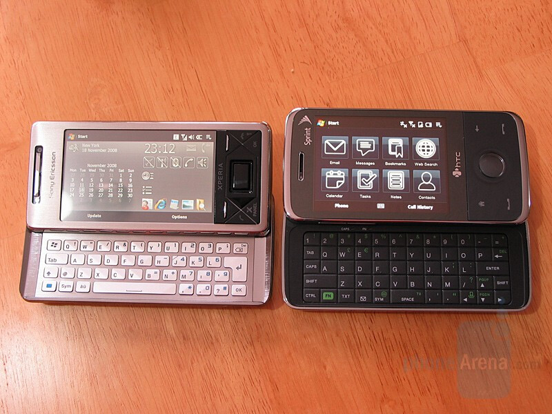 Hands-on with the Sony Ericsson Xperia X1