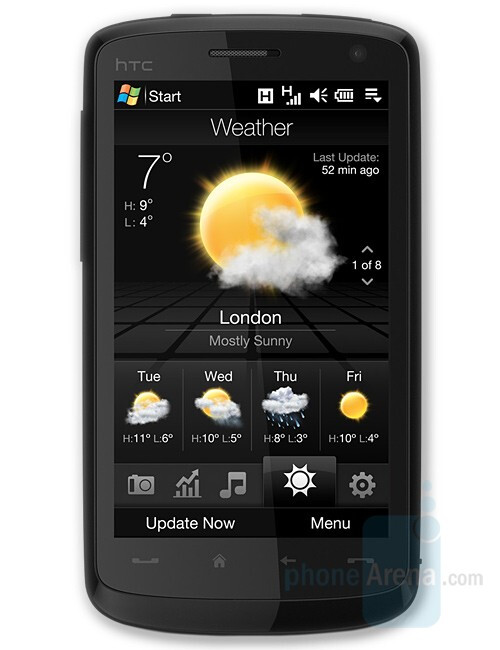 HTC Touch HD - Holiday Gift Guide 2008 (US)