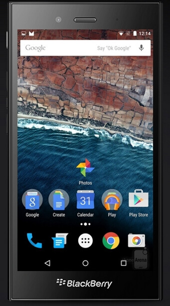 First Android-based BlackBerry (codenamed Prague) could be released in August