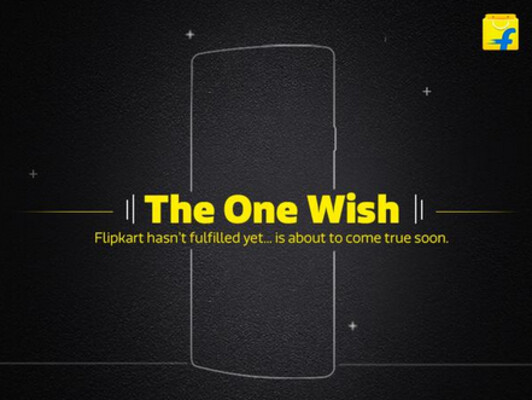 Flipkart teases the impending addition of the OnePlus One to its smartphone lineup - OnePlus One will soon be offered by Flipkart in India as Amazon loses its exclusivity