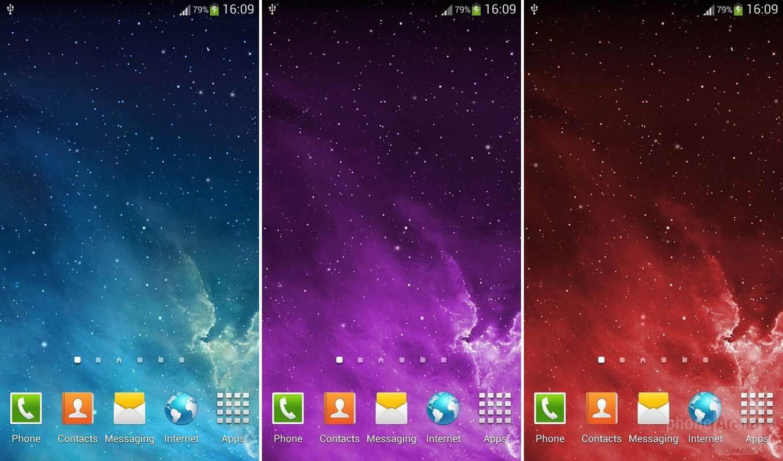 Wallpaper Android Galaxy