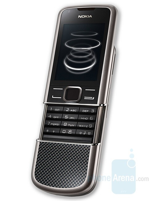 Nokia 8800 Carbon Arte - Holiday Gift Guide 2008 (US)