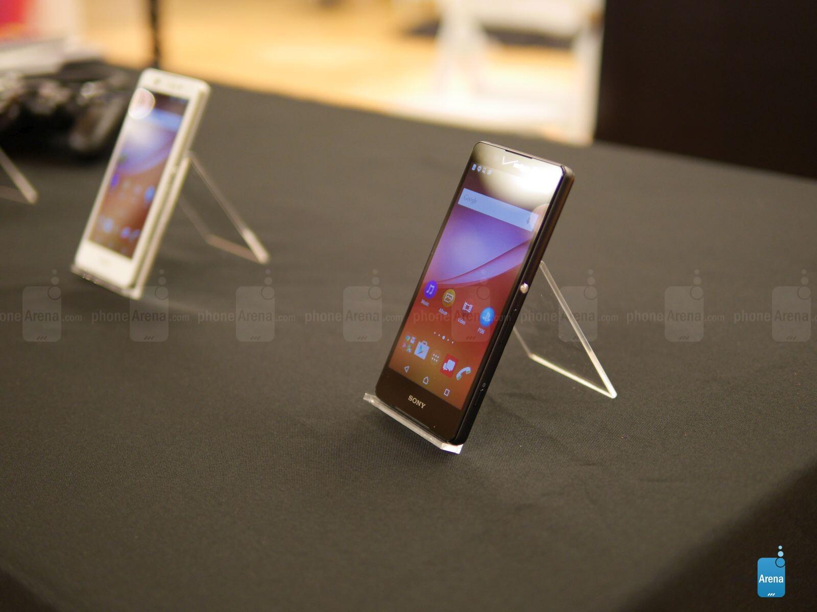 Sony xperia z4v smartphone - d