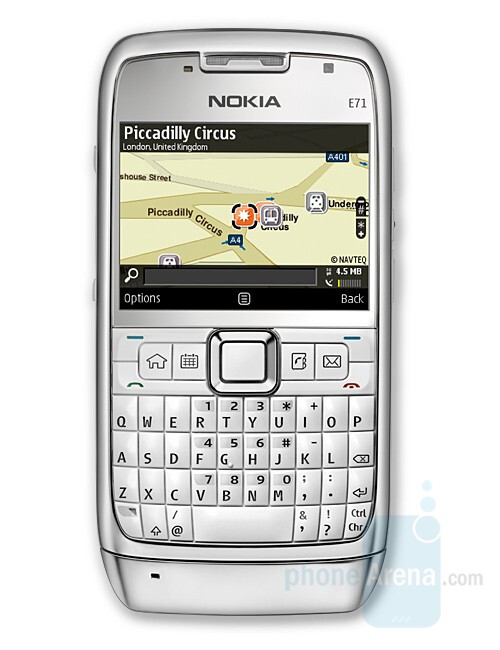 Nokia E71 - Holiday Gift Guide 2008 (US)