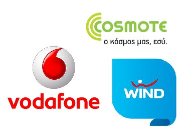 The three primary mobile providers in Greece - What might happen to mobile service in Greece should there be default against IMF, ECB, and debt
