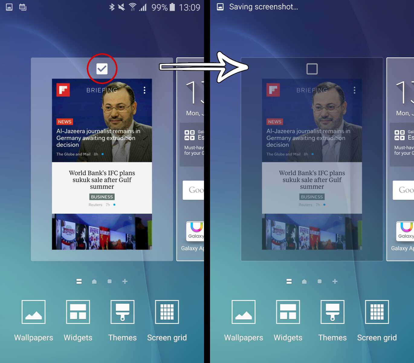 Flipboard Press: How To Disable Flipboard Briefing On The Samsung Galaxy S6