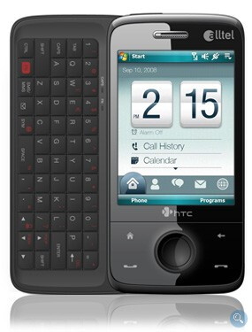 HTC Touch Pro slides into Alltel's lineup