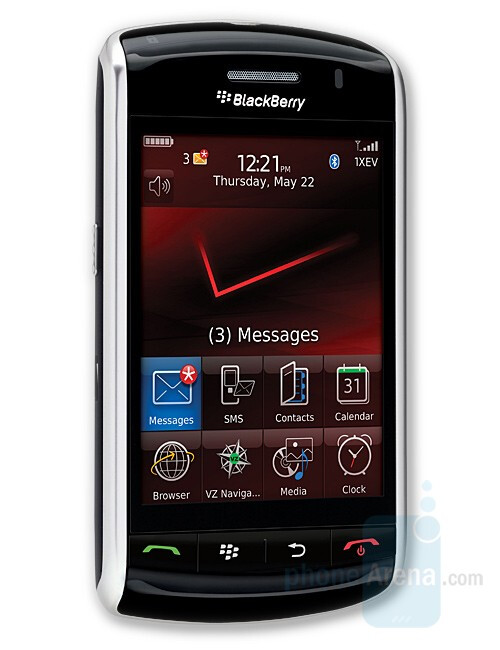 BlackBerry Strom - Holiday Gift Guide 2008 (US)