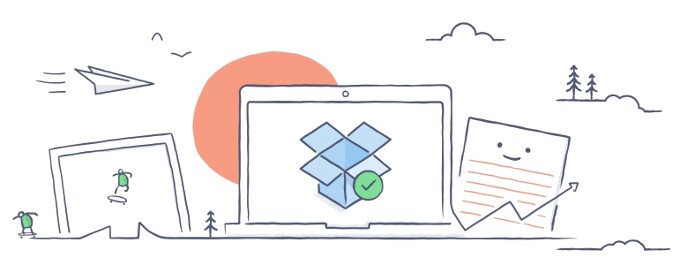 Better late than never: Dropbox for Android finally gets a taste of Google's Material Design