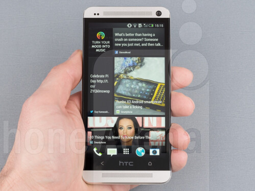 HTC One set the world record for largest animated mobile phone mosaic