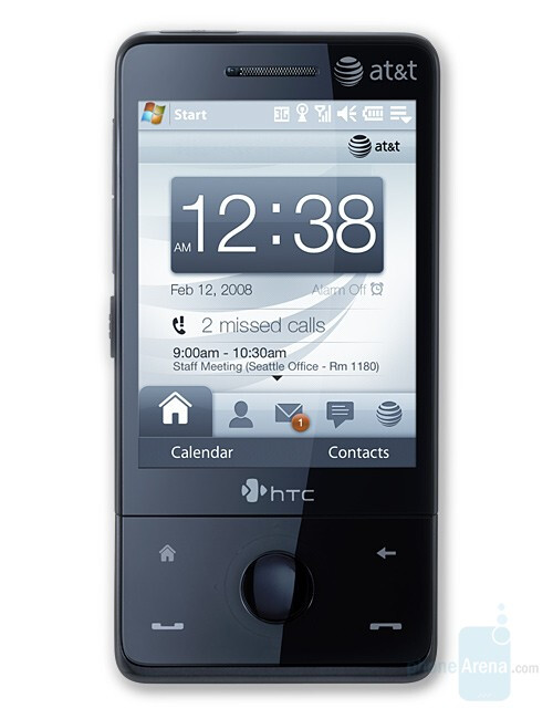 HTC Fuze - Holiday Gift Guide 2008 (US)