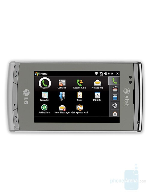 LG INCITE - Holiday Gift Guide 2008 (US)