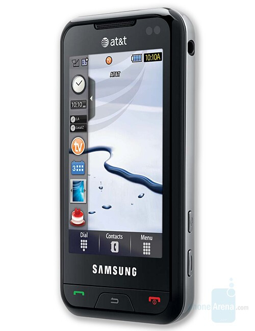 Samsung Eternity - Holiday Gift Guide 2008 (US)