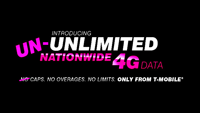 """T-Mobile defines the """"limit"""" on its Unlimited LTE plan"""