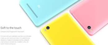 Xiaomi Mi 4i now shipping globally for $238